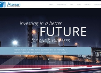 Aterian Investment Partners Acquires Pioneer Metal Finishing